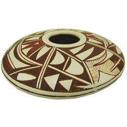 Hopi Pottery Jar - Joy Navasie (1919-2012)