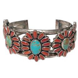 Navajo Style Bracelet - Federico Jimenez