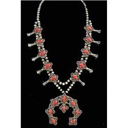 Navajo Necklace - Morgan