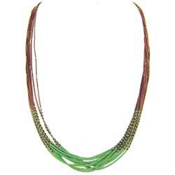 Pueblo Heshi Necklace