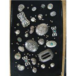Navajo Silver Items