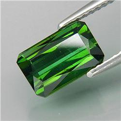 Natural Green Tourmaline 2.27 Ct