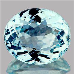 Natural AAA Sky Blue Aquamarine 1.84 Ct