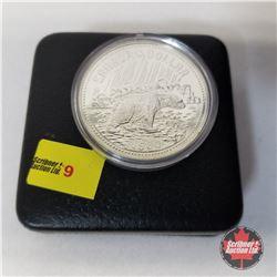 Canada Silver Dollar - Proof : 1980