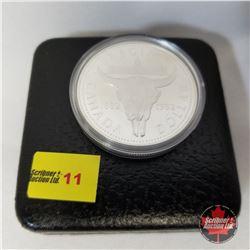 Canada Silver Dollar - Proof : 1882-1982 Regina