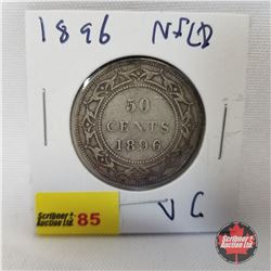 NFLD Fifty Cent 1896