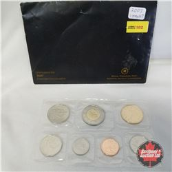Canada 2007 Uncirculated Set (Straight 7)