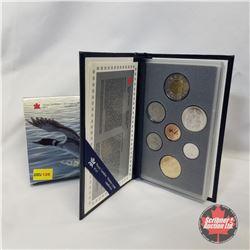 "RCM 1997 Specimen Set ""Featuring the 10th Anniversary Aureate Dollar"