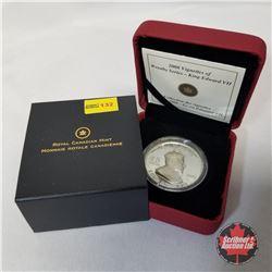 RCM 2008 Vignettes of Royalty Series - King Edward VII $15 Coin COA#00954/10000