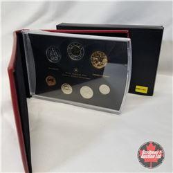 RCM 2005 Specimen Set (Aureate Dollar Features Tufted Puffin) COA#32751