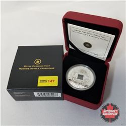 RCM 2007 $8 Fine Silver Chinese Coin COA#00146/20000