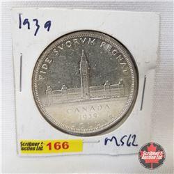 Canada One Dollar 1939