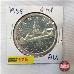 Canada One Dollar 1955ARN