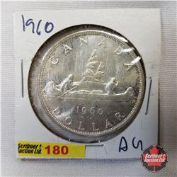 Canada One Dollar 1960