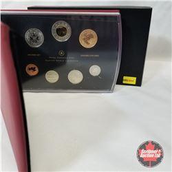 RCM 2011 Specimen Set of Canadian Coinage COA#09471/35000