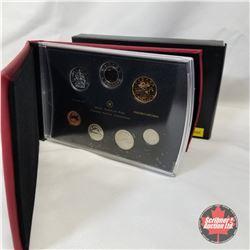 RCM 2007 Specimen Set of Canadian Coinage  COA#10226/40000