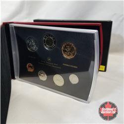 RCM 2006 Specimen Set of Canadian Coinage COA#18396