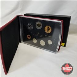 RCM 2010 Specimen Set of Canadian Coinage COA#01940/35000