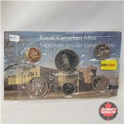 Uncirculated Year Set : 1973