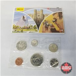 Uncirculated Year Set : 1980