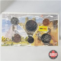Uncirculated Year Set : 1981