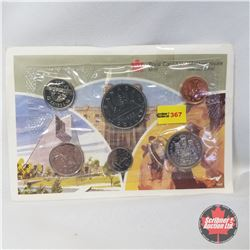 Uncirculated Year Set : 1986
