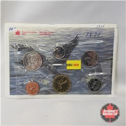 Uncirculated Year Set : 1988