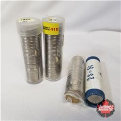 Canada Five Cent - Rolls (4): 1965; 1965; 2000; 2005 Victory