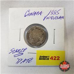 Canada Ten Cent 1885
