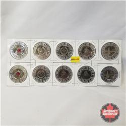 Rocky Mountain Coin & Antiques Quarter Center - Tokens for Discount (10)