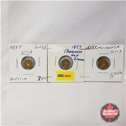 US Replica Gold Souvenir Coins (3)