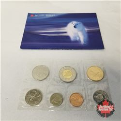 Uncirculated Year Set : 1999