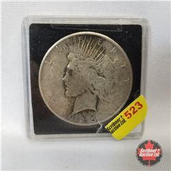 US Peace Dollar 1925