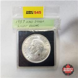 Canada One Dollar 1937 (in case)