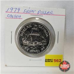 Canada Proof Dollar 1979