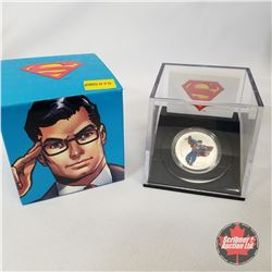RCM 2013 $15 Fine Silver Coin - 75th Anniversary of Superman Modern Day