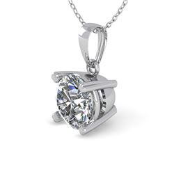 0.50 CTW VS/SI Diamond Designer Necklace 18K White Gold - REF-92A4X - 32340