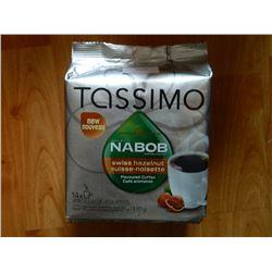TASSIMO COFFEE CUPS - SWISS HAZELNUT - 14/PK