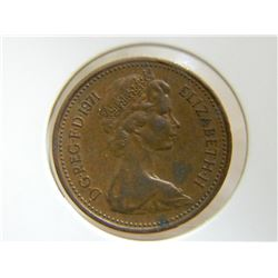COIN - 1 NEW PENNY - 1971