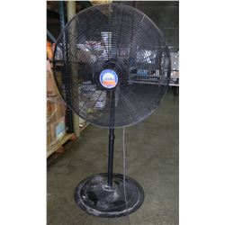 "Lansky 3135 Industrial-Grade High Velocity Fan 64""H"