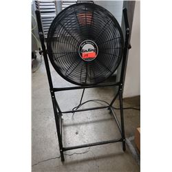 "Air Kind 9219 High Velocity Air Circulator 44"" H"