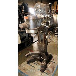 "Vintage Hobart Mixer 64"" H"