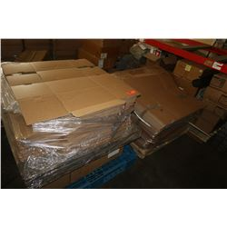 Large Lot of Unassembled Cardboard Boxes