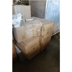 Contents of Pallet: Misc. Merchandise Boxes
