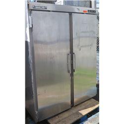 Beverage Air Two-Door Reach-In Refrigerator