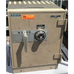 Major Safe Co Fire Resistant Safe, Class 350 w/ Relocking Device