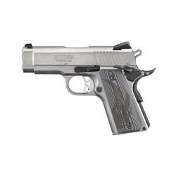 "RUGER SR1911 45ACP 3.6"" STS 7RD"