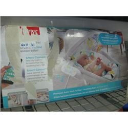 FISHER PRICE SOOTHING PROJECTION AUTO RACK