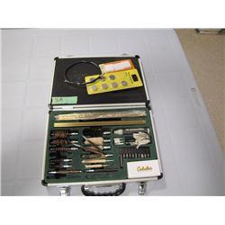 Cabela's gun cleaning kit
