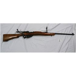 Lee Enfield 1918 Lithgow-sht.le III bolt action .303 caliber clip drilled for scope Serial # 7136